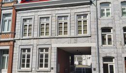 Zeitgemäss Wohnen in historischem  Stadthaus im Zentrum von Eupen